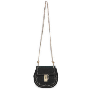 jessica-Buurman-Street-Style-Bags-KELER-Studded-Metal-Lock-Cross-Body-Bag-Black