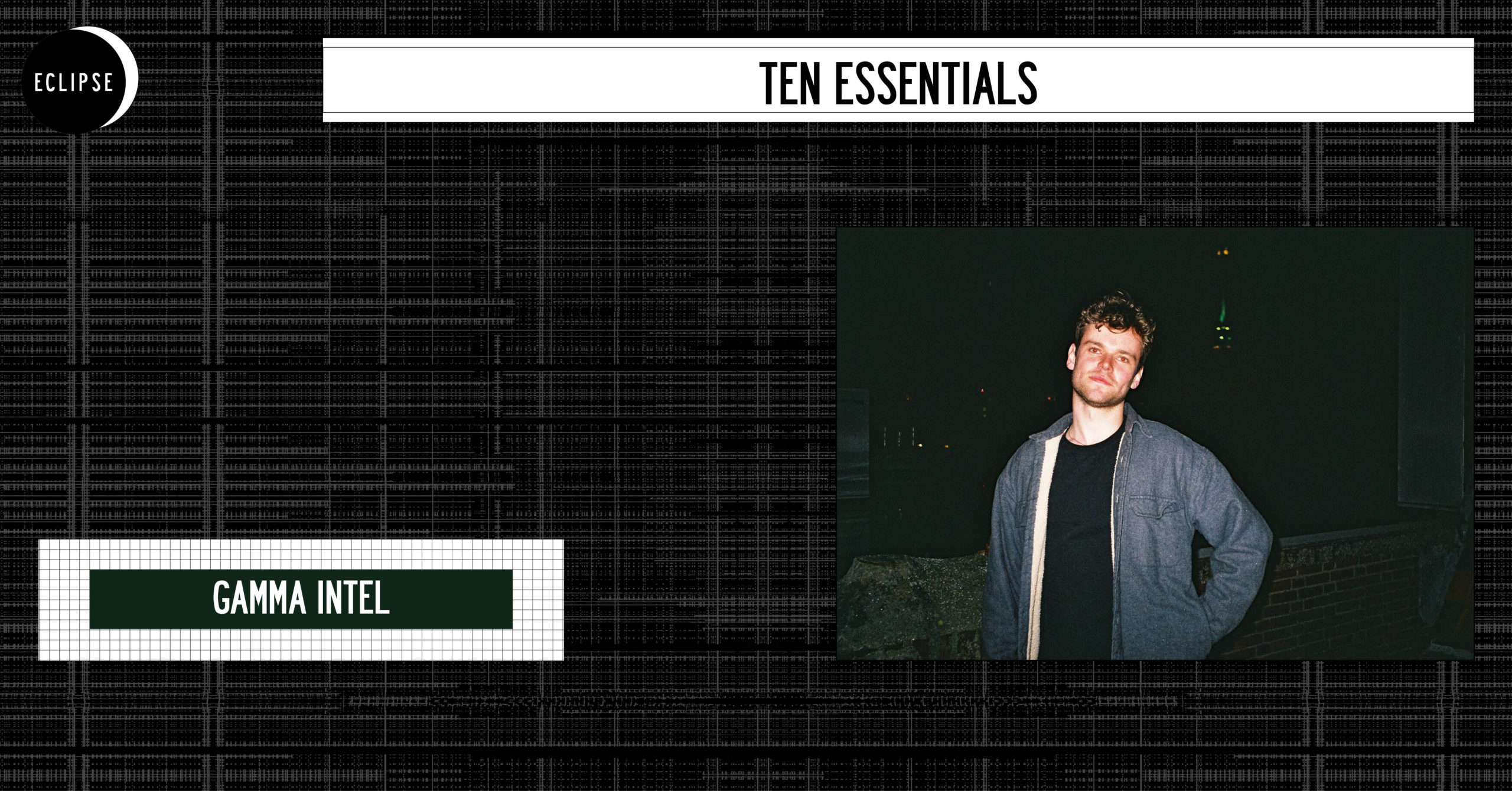 TEN ESSENTIALS - COVER GAMMA INTEL