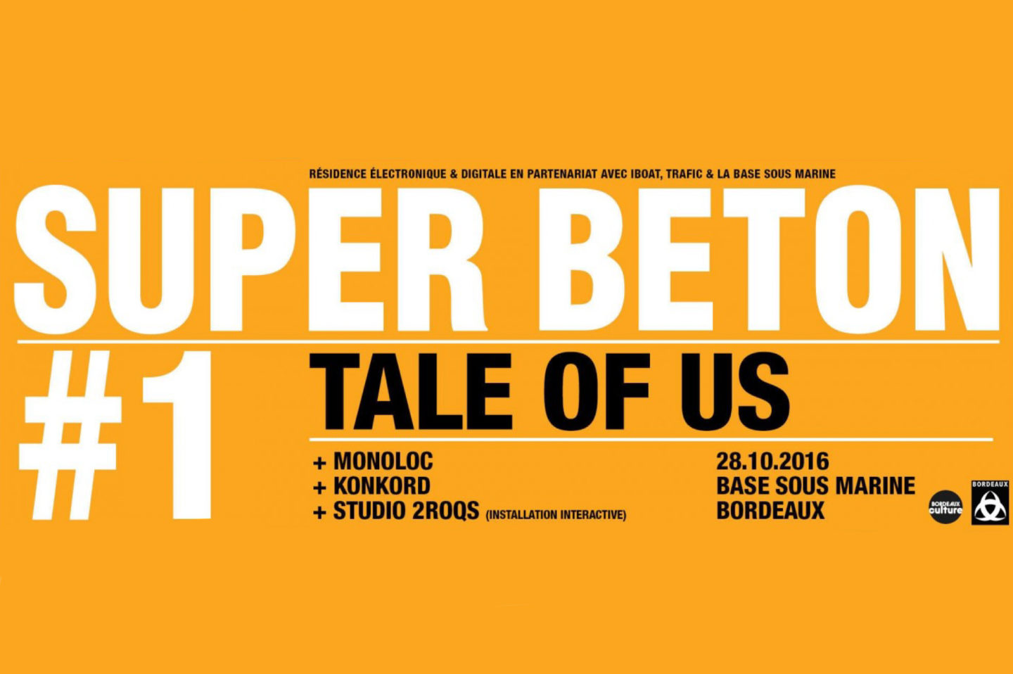 Tale Of Us Super Béton Live Report